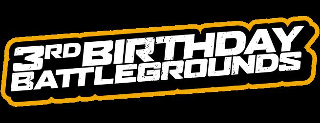3rd Birthday Battlegrounds